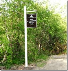 LRNT sign on Hale St