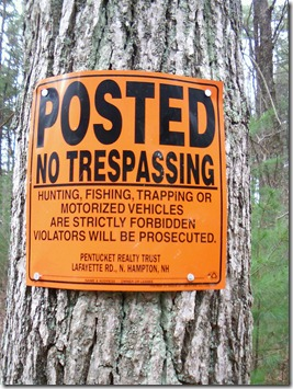 Oleo Woods Conservation Restriction
