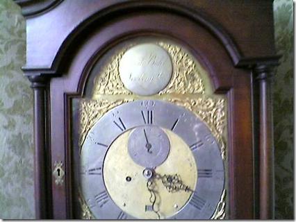 Balch of Newburyport Grandfather Clock