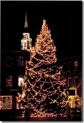 Christmas in Newburyport