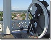 Paul Revere Bell side view