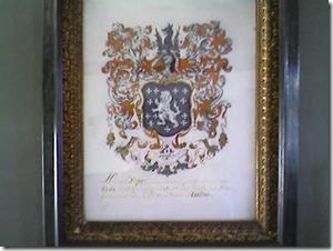 Tristam Dalton Coat of Arms