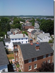 View from old South Steeple Seven