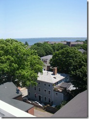 View from old South Steeple Three