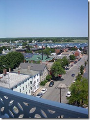 View from old South Steeple