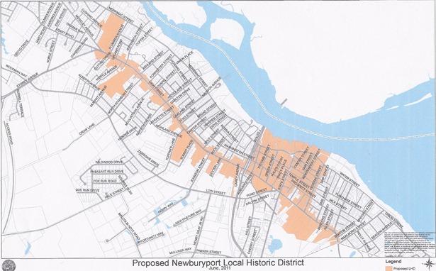 NLHD Map