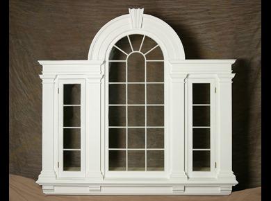 Palladian Window Issues
