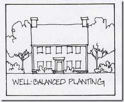 Well-balanced Planting
