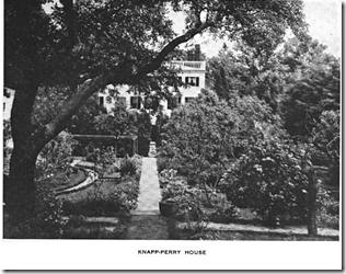 Knapp-Perry House Garden