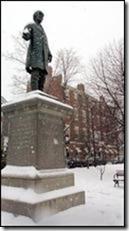 Garrison Statue