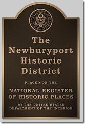 NROHP Signage
