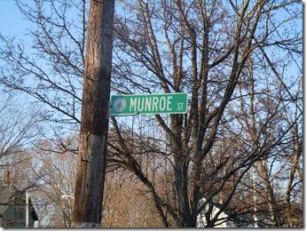 Munroe Street