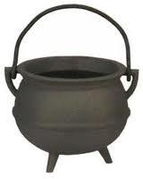 Chowder pot - cauldron