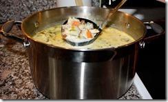 Chowder pot