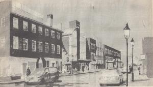 Proposed Garage under Mayor Clancy