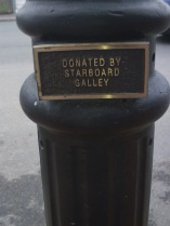 Donations for lampposts II
