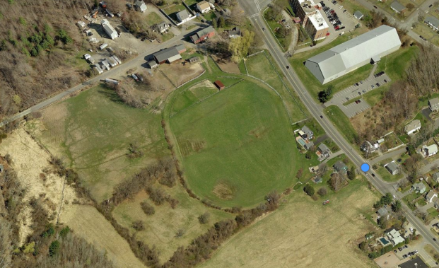 Colby Aerial View