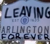 Arlingon - leaving forever