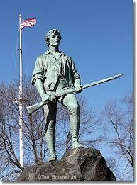 Minuteman of Concord-Lexington