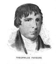 Theophilus Parsons