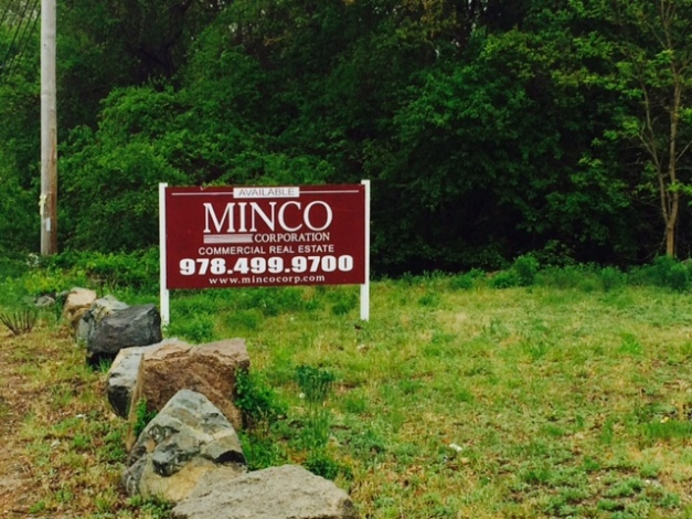 Minco in the Upper Pasture