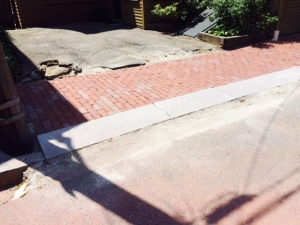 Curbing done right