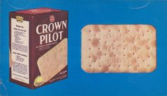 Pilot Bread and Box