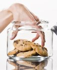 Cookie-Jar - caught with a hand in the cookie jar