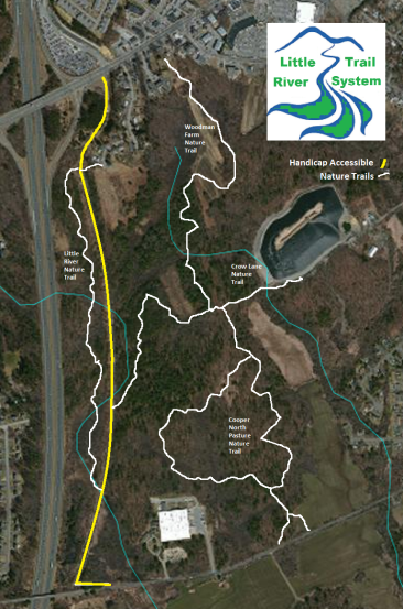 Little River Trail System Map Proposal