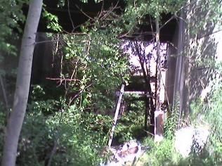 RailTrail Route 95 Tunnel